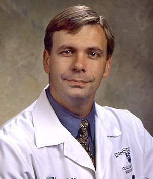 John P. Boehmer, MD